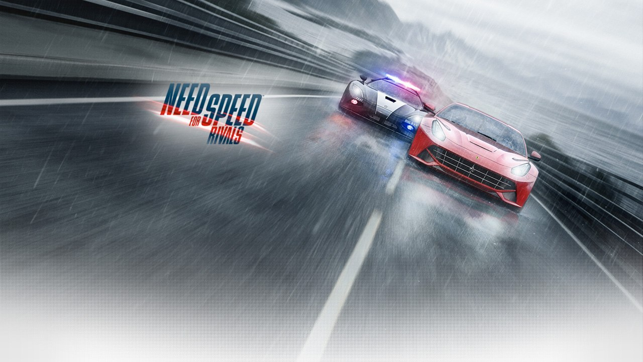 Need for Speed Rivals Limited Edition RU ORIGIN