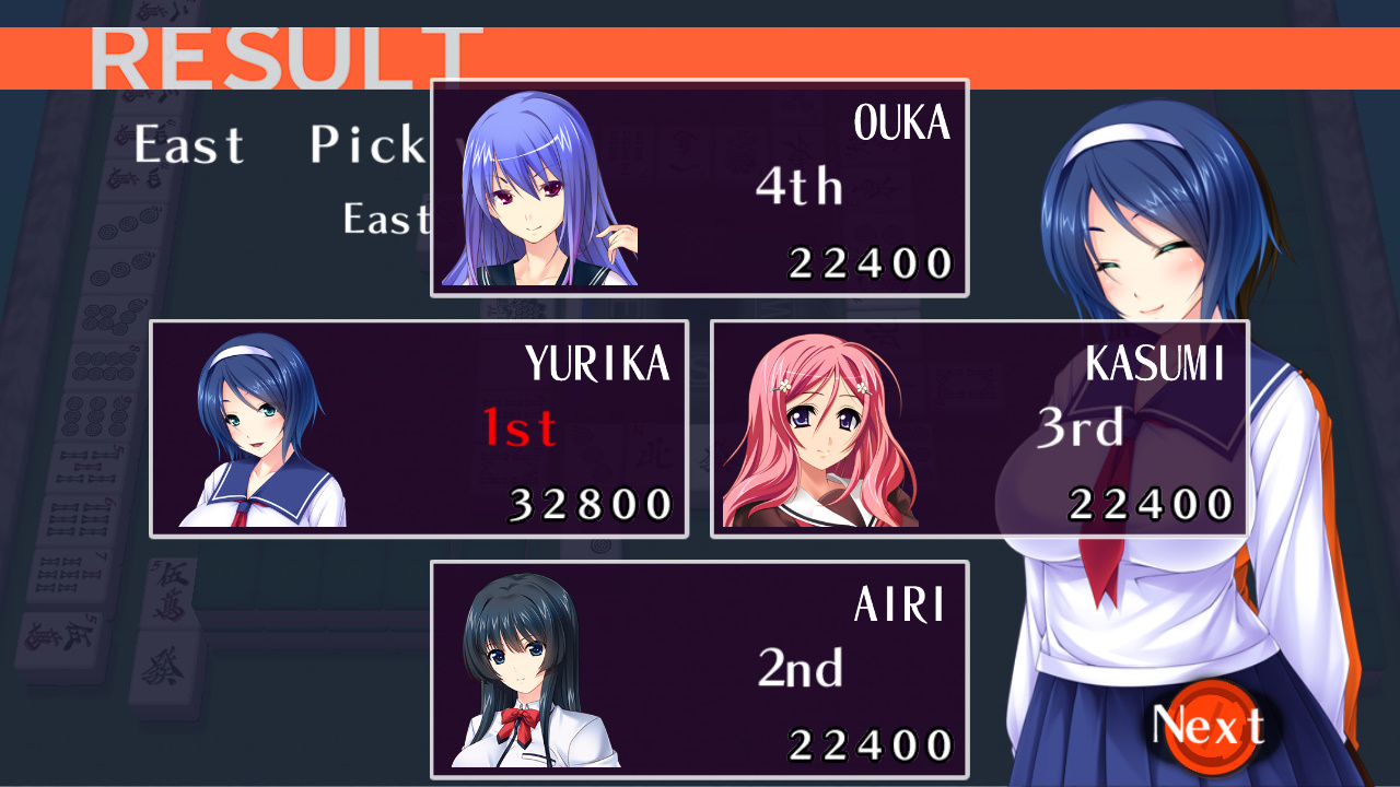 Mahjong Pretty Girls Battle : School Girls [Steam]