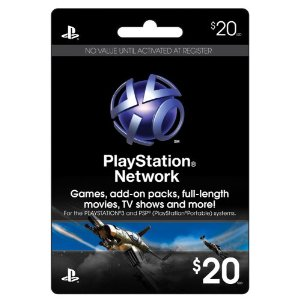 PlayStation®Network (PSN) $20 USA - СКИДКИ
