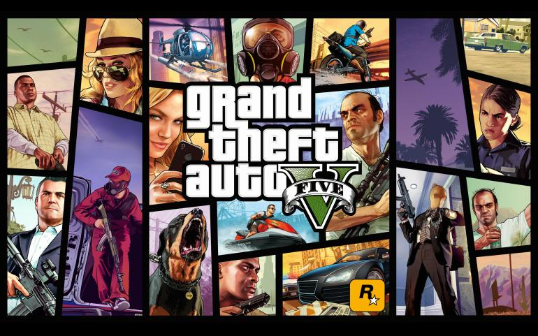 Grand Theft Auto V [Steam Gift + CIS]