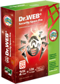 Dr.Web Security Space (ver 11.0)  6мес 1пк  ОРИГИНАЛ