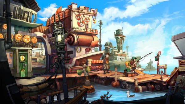 Chaos on Deponia [Steam\FreeRegion\Key]