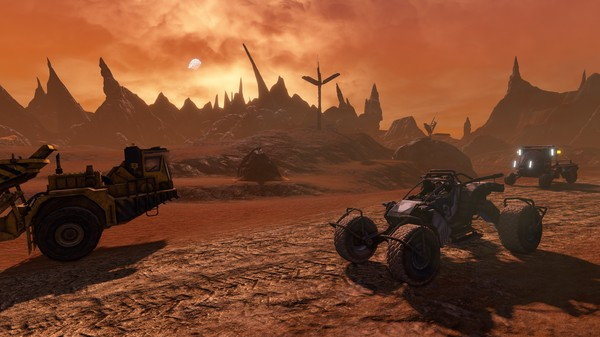 Red Faction Guerrilla Re-Mars-tered [Steam\GLOBAL\KEY]