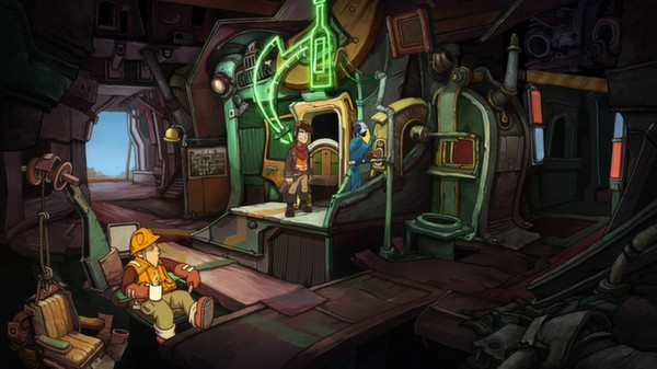Deponia [Steam\FreeRegion\Key]