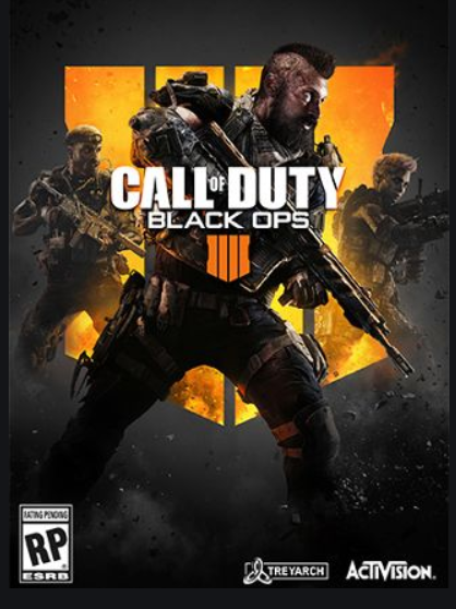 Call of Duty: Black Ops 4 +DLC[Battle.net\GLOBAL\GIFT]