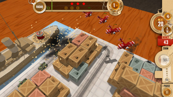 War in a Box: Paper Tanks [Steam\FreeRegion\Key]