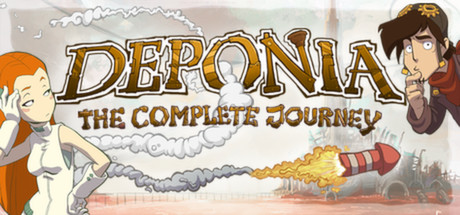 Deponia: The Complete Journey [Steam\FreeRegion\Key]