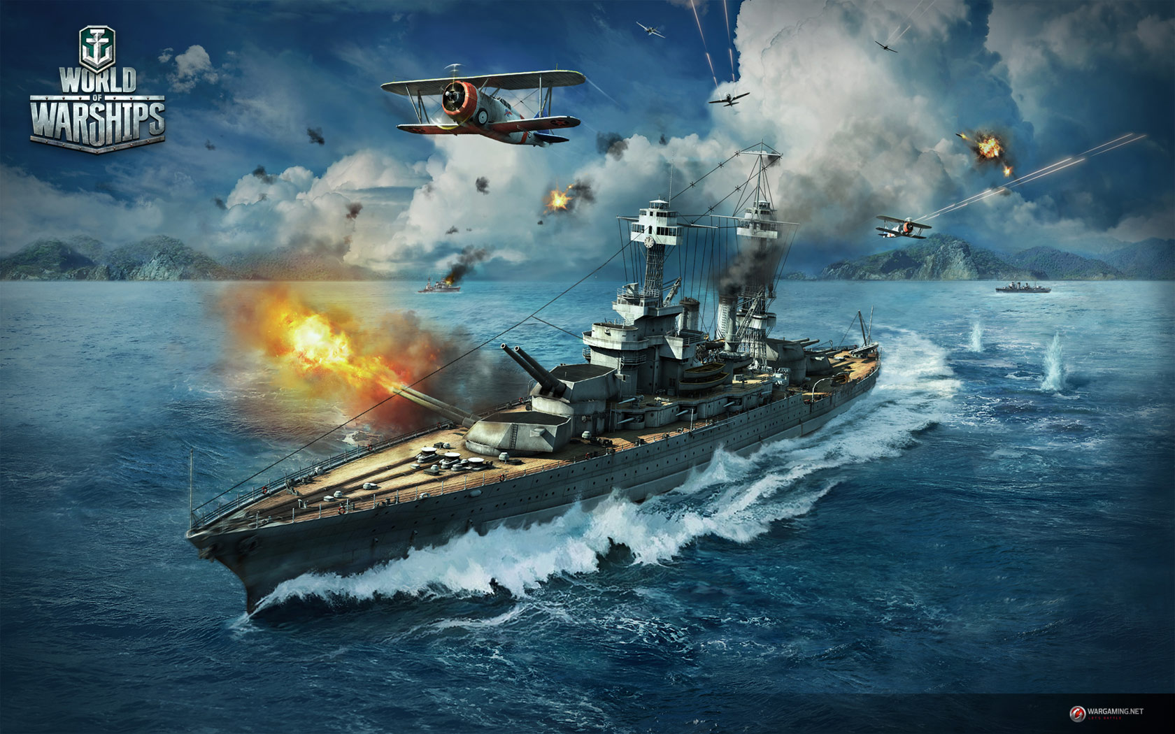GOLD World of Warships