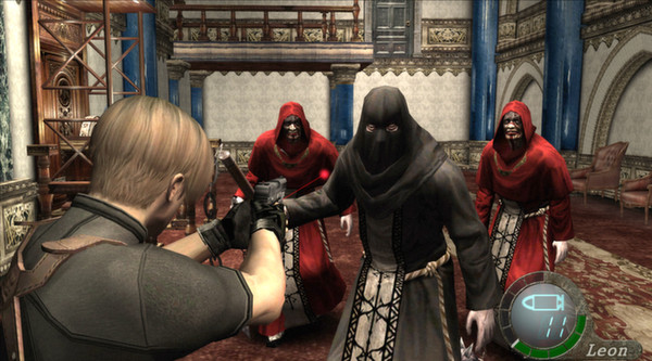 Скриншот  2 - Resident Evil 4 [SteamKey]