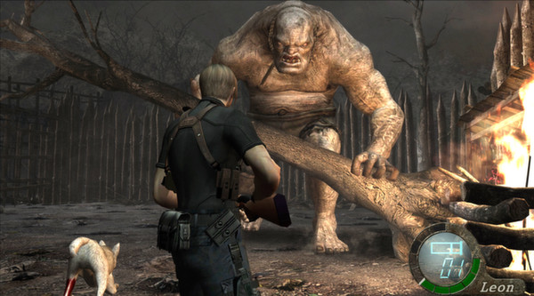 Скриншот  4 - Resident Evil 4 [SteamKey]