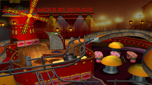 Hot Pinball Thrills [Steam\FreeRegion\Key]