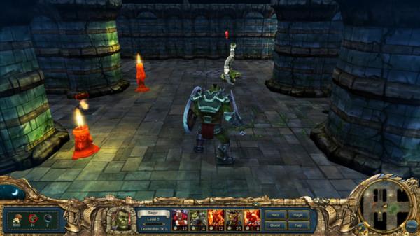 Скриншот  4 - Kings Bounty: Dark Side [SteamFreeRegionKey]
