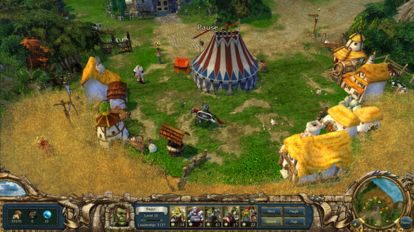 Скриншот  3 - Kings Bounty: Dark Side [SteamFreeRegionKey]