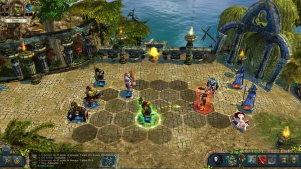 Скриншот  2 - Kings Bounty: Dark Side [SteamFreeRegionKey]