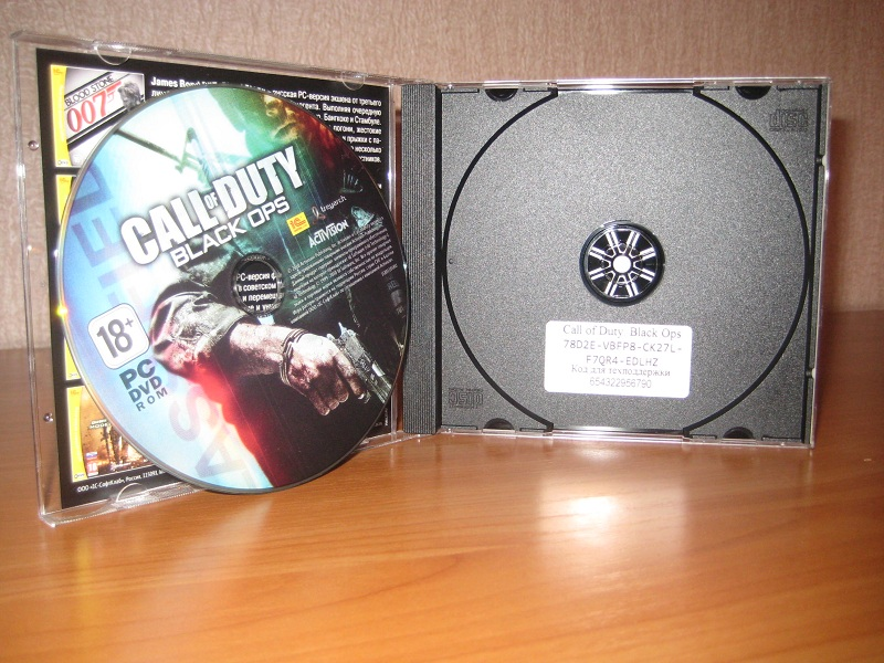 Call Of Duty: Black Ops (photos directly \\ Activate for you \\ 1C)
