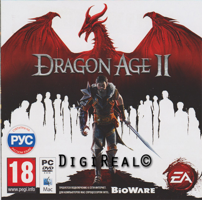 Dragon Age 2  - Region Free + DLC