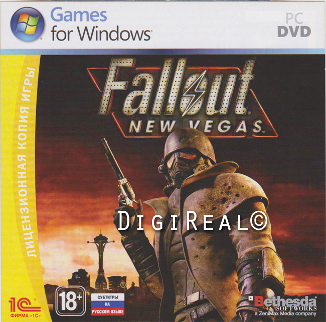 Fallout: New Vegas - For Steam from 1C