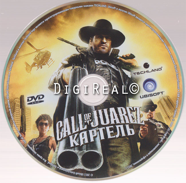Call of Juarez: Картель (Steam, 1C)