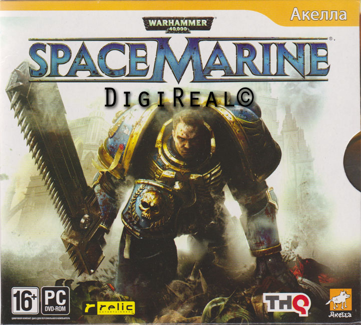Warhammer 40000 Space Marine. Steam. Region Free