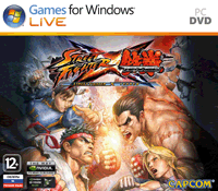 Street Fighter X Tekken (GFWL) - Фото ключа. Лицензия