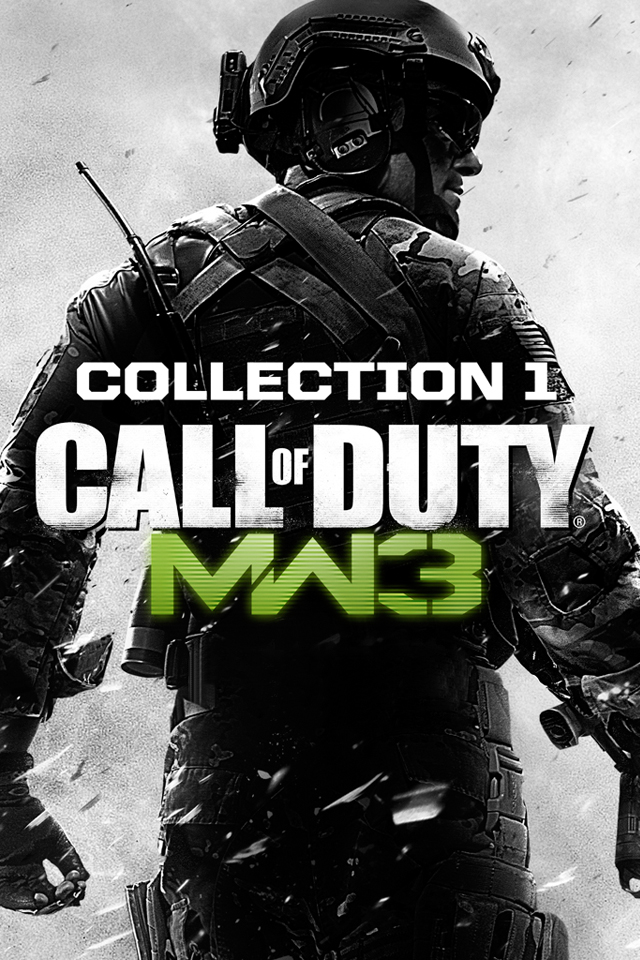 Call of Duty: Modern Warfare 3 DLC Collection 1