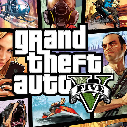 GRAND THEFT AUTO 5 (GTA V) (Region Free-MultiLanguage)