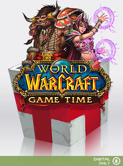 WoW GameTime Card 30 days.Code Now! WowGameTime code!