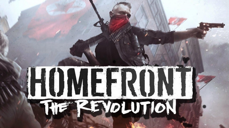 Homefront: The Revolution - Steam GIFT - RU + СНГ
