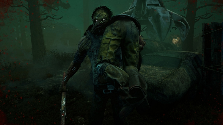Dead by Daylight Deluxe Steam Gift - RU and CIS + Bonus