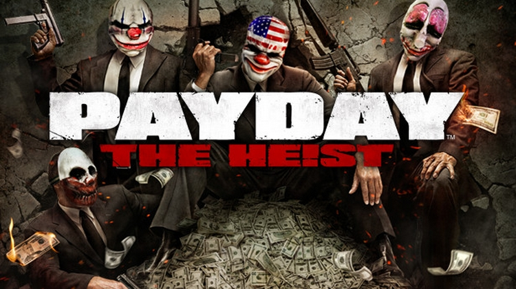 PAYDAY ™ The Heist - Steam GIFT - Region Free