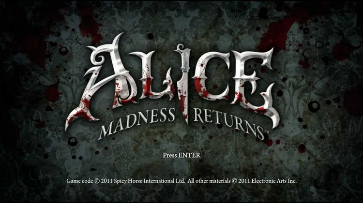 Alice: Madness Returns - Steam GIFT - Region Free