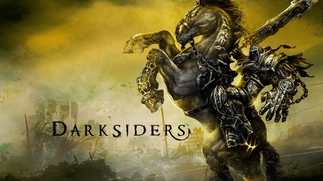 Darksiders / STEAM KEY REGION FREE BEST PRICE