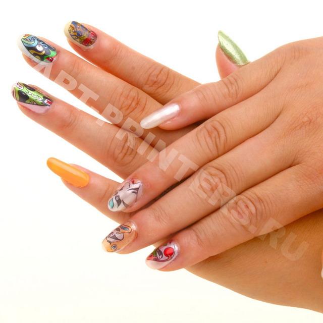 nail salon business plan pdf