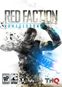 Red Faction: Armageddon + 2 УНИКАЛЬНЫХ DLC (Steam/Скан)