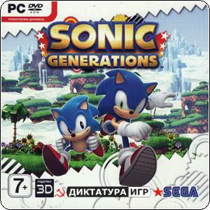 Sonic Generations | Steam | 1C Softklab