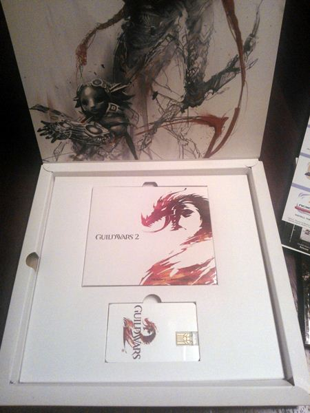 GUILD WARS 2 PRESS COLLECTORS EDITION (BOX) + ДОСТАВКА