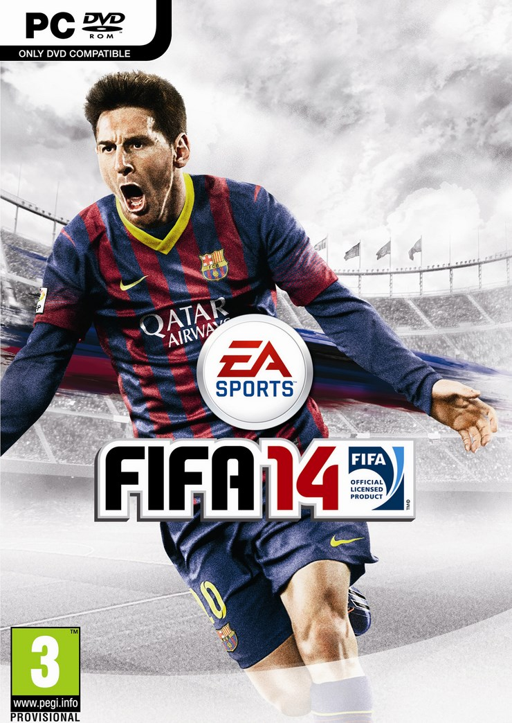 FIFA 14 (Regionfree / Multilanguage) + DISCOUNTS