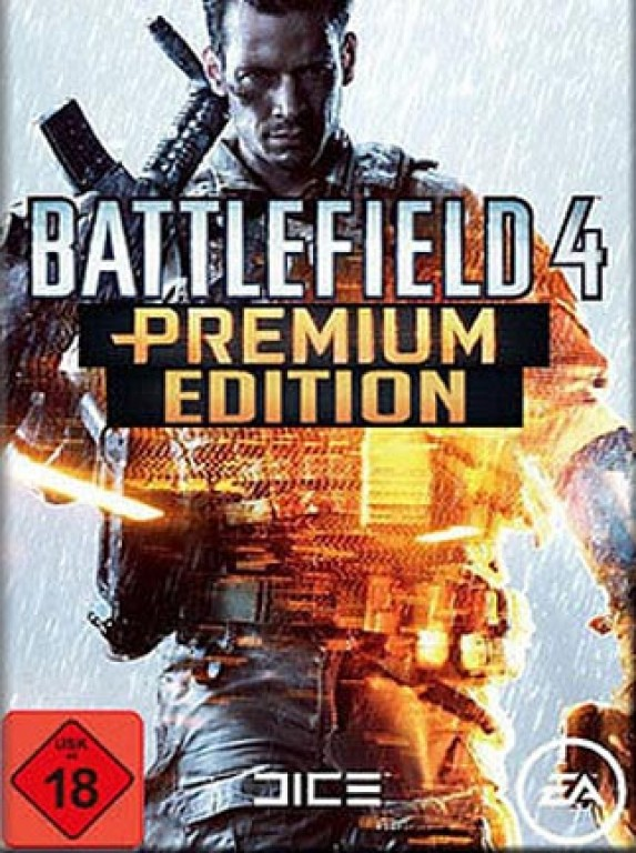 BATTLEFIELD 4 PREMIUM EDITION RU (PHOTO) + DISCOUNTS