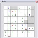 Minesweeper coursework source C # (C sharp)