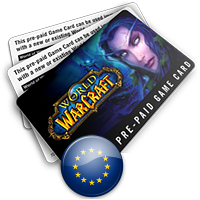 WOW Time Card 60 days (EURO) + GIFT ONCE