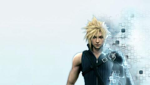 PSP wallpaper Final Fantasy VII Part 2