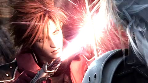 PSP wallpaper Final Fantasy VII Part 3