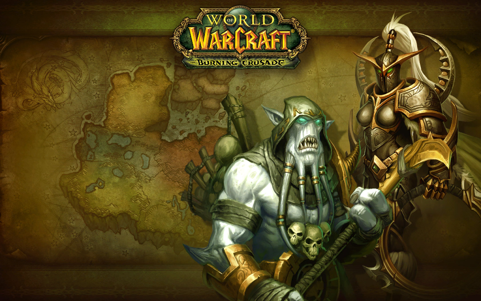 World of Warcraft 30 дней WoW +TBC+LK+CATA+MoP+WOD (RU)
