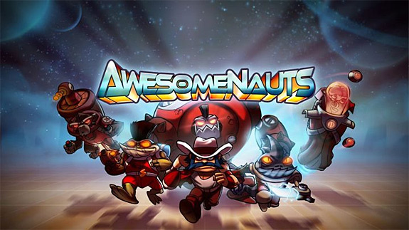 Awesomenauts (Steam Gift/ Region FREE) - СКИДКИ