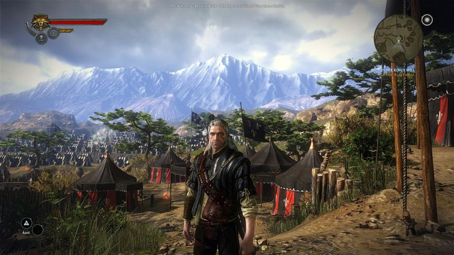 The Witcher 2: Assassins of Kings (Steam Gift / RUS)