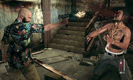 Max Payne 3 (Steam Gift / RUS) - СКИДКИ