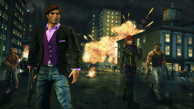 Saints Row: The Third - The Full Package (Steam Gift)