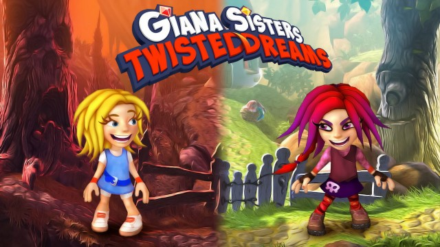 Giana Sisters: Twisted Dreams (Steam Gift/ Region FREE)