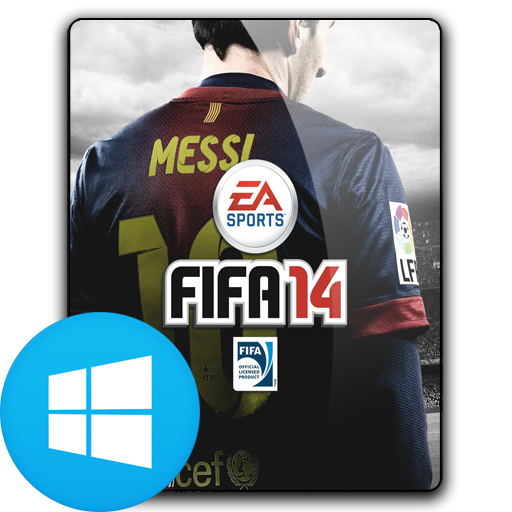 FIFA 14 (PC) wholesale price of 1 million. Coin +% discount