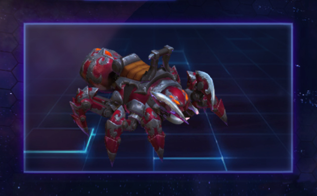 Mechanospider Mount | Heroes of the Storm